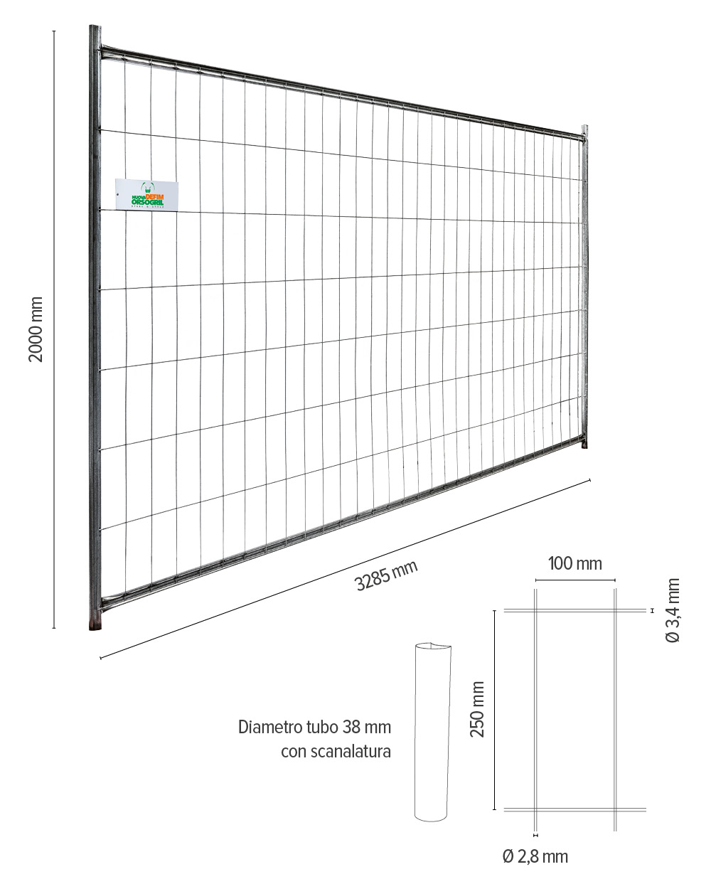 Defender HD - info tecniche