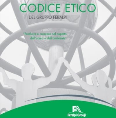 Il codice etico di Nuova Defim Orsogril, Gruppo Feralpi