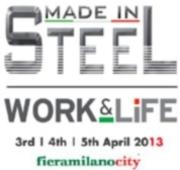 Nuova Defim Orsogril al Made In Steel 2013