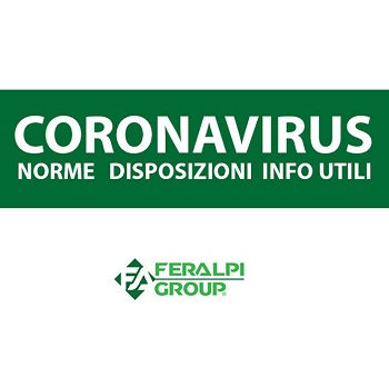 Coronavirus - Norme, disposizioni, info utili