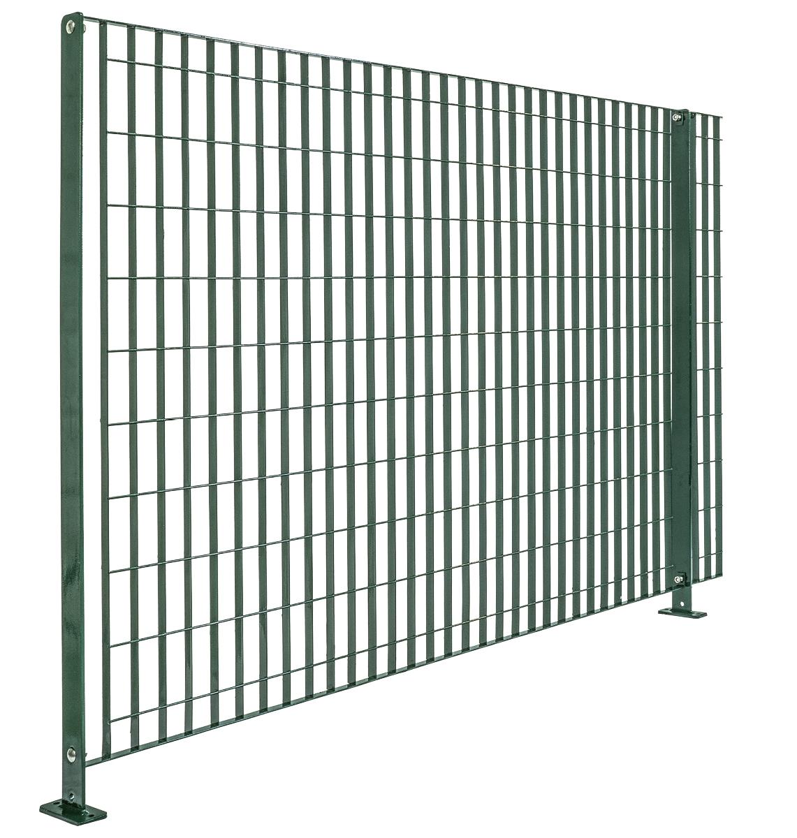 Defim orsogril recinzioni in grigliato sterope 2 for Muretto recinzione dwg