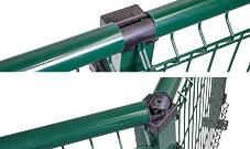 HANDRAIL JOINT / CORNER CONNECTION
