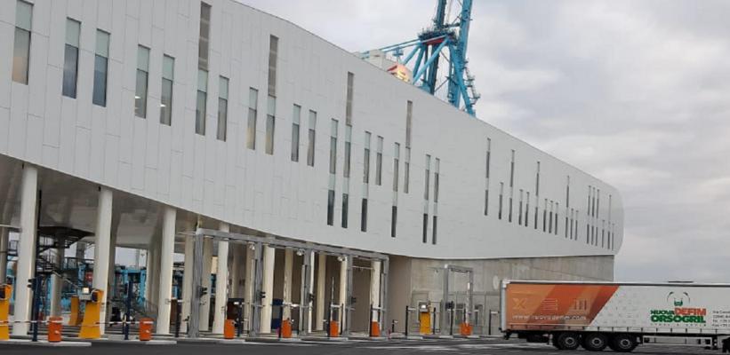 Recintha Safety   Messa in sicurezza del Porto di Vado Ligure