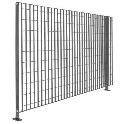 Gitterrostzaun für hohe Sicherheit Britosterope®