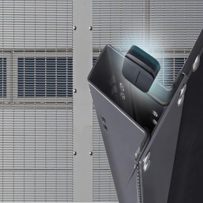 Anti-Kletter-Zaun System: Macs