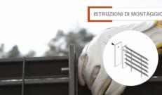 Istruzioni di montaggio delle recinzioni Nuova Defim Orsogril