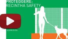 Il video della recinzione Recintha Safety di Nuova Defim Orsogril