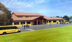 La prima scuola italiana certificata ClimAbita con recinzioni Nuova Defim Orsogril