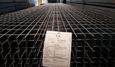 Certificazione CE per i grigliati orizzontali di Nuova Defim Orsogril