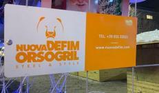 Recinzioni mobili Defender Nuovadefim Orsogril donate ad Amici di Como per la Città dei Balocchi