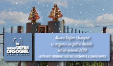 Chiusura aziendale Natale 2018