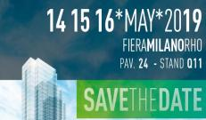 Nuova Defim Orsogril with Feralpi Group at Made in Steel 2019, Milan May 14th, 15th and 16th