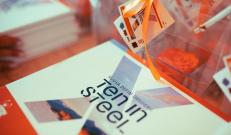 Ten in steel: Nuova Defim Orsogril a quota dieci
