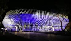 Potissimum Edilizia: il grigliato per la pavimentazione del Temporary Flexible Stadium