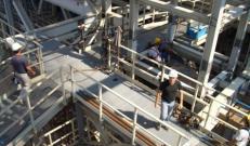UNI EN ISO 14122: how to design a safe industrial floor