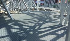 Grigliato Potissimum Edilizia per lo stadio che ha ospitato gli internazionali di tennis 2019