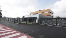 Panoramica della Recintha Safety installata nel nuovo data-center  di Aruba.it
