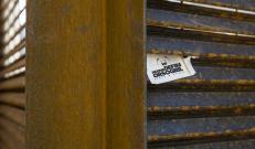Dettaglio cromatico della TaliAlive in acciaio corten di Nuovadefim Orsogril
