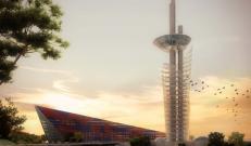 Orsogril per la Millenium Tower in Nigeria