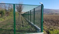 Recintha Safety MACS: sistema di recinzioni allarmate, intelligenti, alta sicurezza