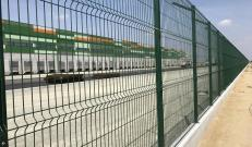 Amazon chooses Recintha N/L for his Italian new plant perimeter protection