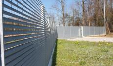 Talia di Nuova Defim Orsogril: recinzione dal design ricercato capace di preservare la privacy