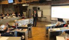 NUOVA DEFIM | L'intervento di Fabio Citterio Responsabile Cantieristica Italia