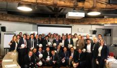 NUOVA DEFIM | La squadra di Nuova Defim Orsogril con Maurizia Cacciatori