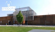 Innovation screened by COR-TEN steel Talialive façade