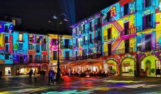 Città dei Balocchi la magia del Natale in Piazza Duomo a Como