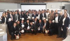 NUOVA DEFIM   Meeting aziendale con la partecipazione di Maurizia Cacciatori