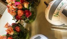 NUOVA DEFIM | I palloni autografati dalla pallavolista italiana Maurizia Cacciatori