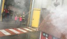 Pompieropoli in Nuova Defim Orsogril, educazione alla sicurezza per i piccoli