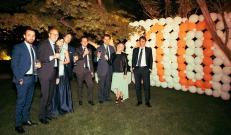 Ten in Steel: il decennale aziendale presso Villa Parravicini Revel