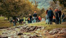 Ten in Steel: 10 anni di Nuova Defim alla scoperta dell'Isola Comacina