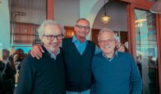 Ten in Steel: 10 anni di Nuova Defim alla Locanda dell'Isola Comacina