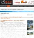 Nuova Defim Orsogril è scesa in campo a Como per il nuovo lungolago