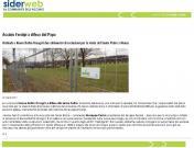 DEFENDER HD, le recinzioni a difesa del papa