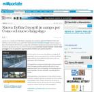 Nuova Defim Orsogril in campo per Como col nuovo lungolago
