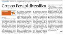 Gruppo Feralpi diversifica - Rilevata la Orsogril mentre prosegue l'iter per Leali