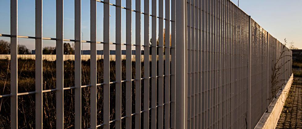 Gitterrostzaun für hohe Sicherheit Britosterope