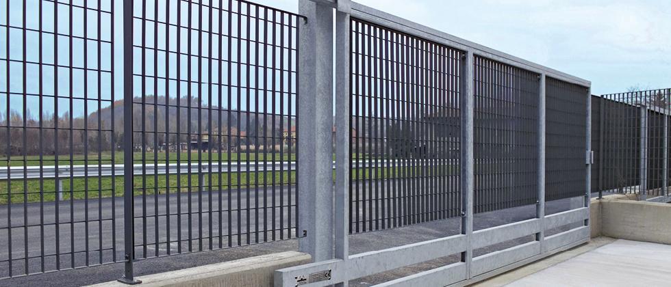 Cancello carraio Sg
