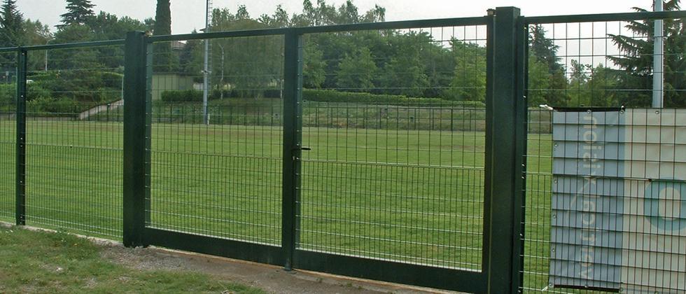 Cancelli per campi di calcio e Sport