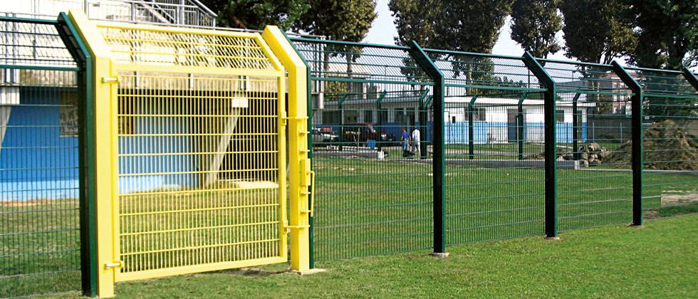Cancello per campi sportivi Sport