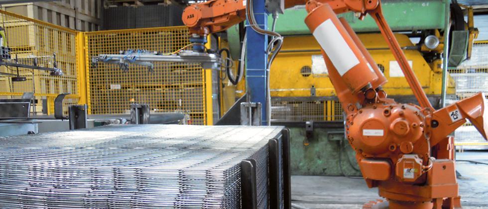 Reti elettrosaldate per industrie: Defim Mesh