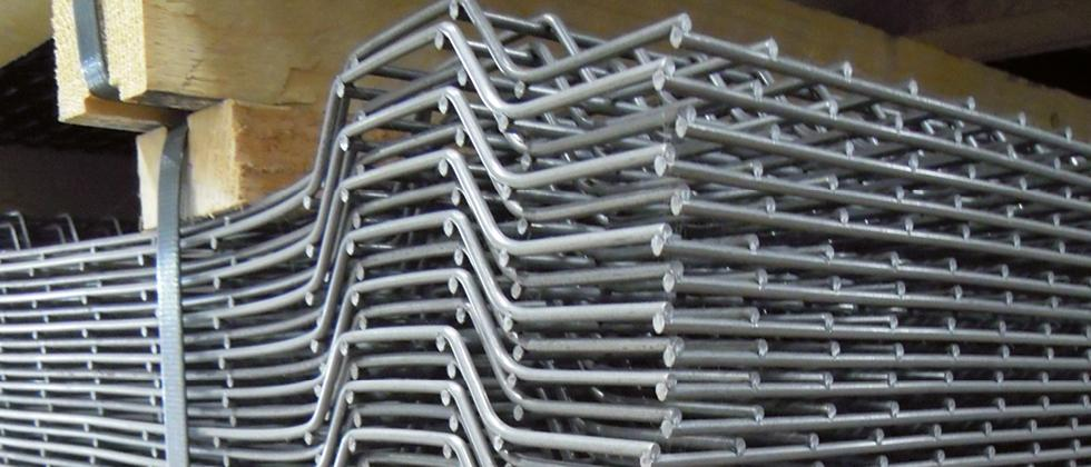 Reti elettrosaldate per uso industriale: Defim Mesh