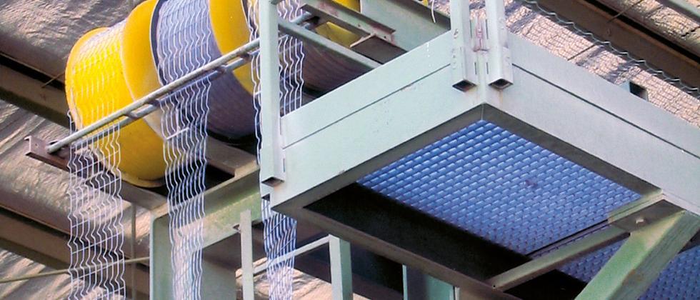 Defim Pipe: produzione reti aggrappaggio calcestruzzo