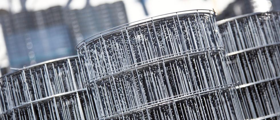 Defim Roll: Rotolo in rete elettrosaldata