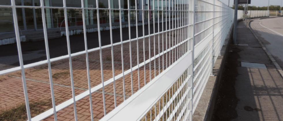 recinzione di sicurezza  Elettra