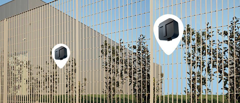 MACS Fences sistema antiscavalcamento recinzione